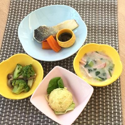 010831スズキのムニエルバジルソース副菜選択ぶろぐ.jpg