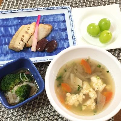 301021焼き魚とけんちん汁ぶろぐ.jpg